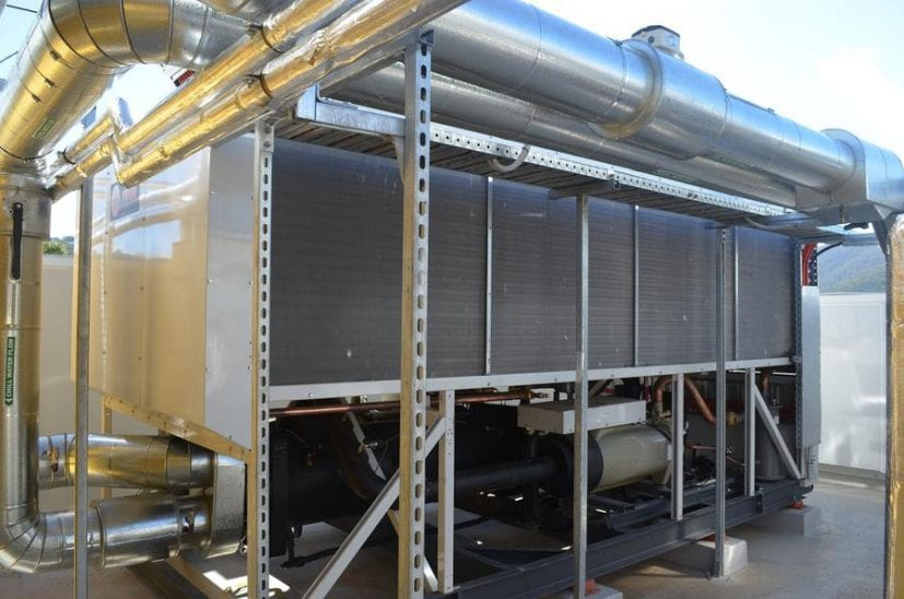 Tamworth-Air-Cooled-Trane-Chiller-827x548