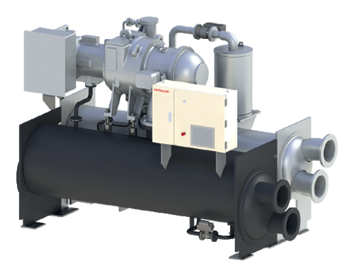 direct drive centrifugal chiller